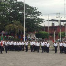 Gobierno de Tuxtepec fomenta la cultura, el civismo, la formación y el desarrollo humano