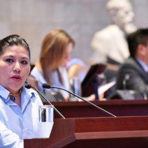 En la designación de titular de la  DDHPO no hay cabida para la simulación: Magaly López