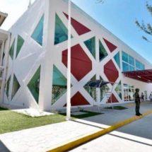 Abren al público el Hospital General de Juchitán de Zaragoza