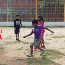 Alistan actividades deportivas para niños y jóvenes de Xoxocotlán