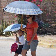 MÉXICO Clima de México del 10 y 11 de abril prevé fuertes vientos