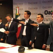 Murat hace cuatro cambios en su gabinete; Coplade e INJEO, lo más notorio