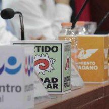 Pelean partidos en Oaxaca aumento de 7.2 mdp