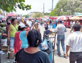 Decepciona a visitantes, centro de Juchitán