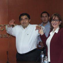 Exoneran a Polevnsky y Barbosa de actos anticipados de campaña