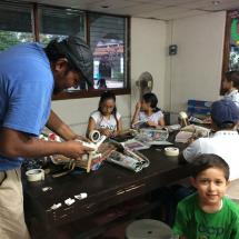 """Inaugura Casa de la Cultura curso temporal """"Cultura en Manos de los Niños"""""""