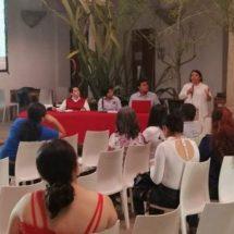 Presentan Centros Permanentes de Servicio a Organizaciones de la Sociedad Civil en Oaxaca
