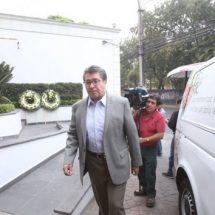 Senado analizará realizar homenaje a María de la los Ángeles Moreno
