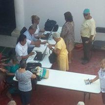 Pasan revista de supervivencia a maestros en Cosamaloapan