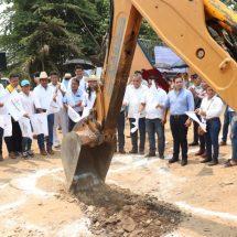 Dávila da banderazos para la construcción de 5 obras más del primer paquete 2019