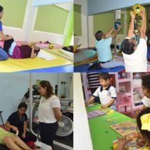 Con participación permanente de María Luisa Vallejo García… Presta DIF Tuxtepec servicios integrales  en apoyo a personas con discapacidad