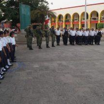 Honrar a la Bandera Nacional, un acto que refleja nuestra honestidad como mexicanos