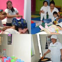 María Luisa Vallejo  García  pendiente de adecuado servicio en estancias DIF