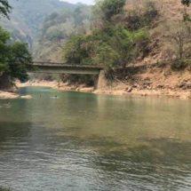 """Alertan por contaminación de """"Río Puerta"""" en la Sierra Sur de Oaxaca"""