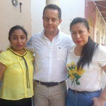 Esperen unos 8 días más para tener agua en Chacaltianguis dice el director de la CAEV