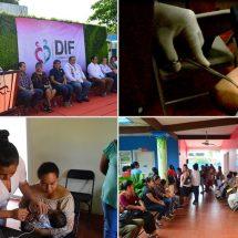 En el DIF Tuxtepec… Benefició a más de 350 personas intensa Jornada de Salud Familiar