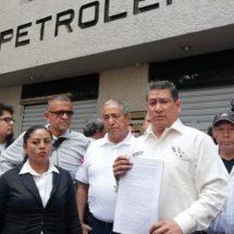 Frente Nacional Petrolero destituiría a Deschamps