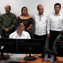 Instalan el C2 en Juchitán