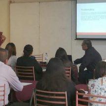 Imparte IEEPO taller a docentes y directivos de educación especial