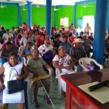 Piden reposición de drenaje para núcleo de población ejidal de Poblado Dos