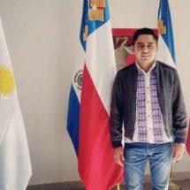 Joven de Pinotepa representará a México en el IV Encuentro de jóvenes de la Alianza del Pacífico 2019