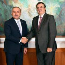 México y Turquía buscan consolidar relación