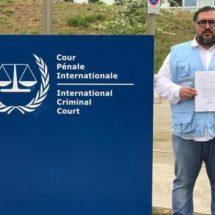Pidió Defensor Peimbert a la Corte Penal de La Haya sancionar posibles crímenes de Estado en Oaxaca durante 2006 y 2007