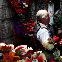 Poblanos hacen ofrendas el volcán Iztaccíhuatl