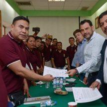 Respeto y cordial colaboración entre Gobierno del Estado y representantes sindicales: SSO