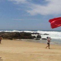 "Se prevé ""Mar de Fondo"" en Costas de Oaxaca: CEPCO"