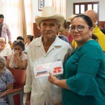 53 tarjetas de pensión vitalicia a cuenqueños