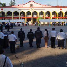 A ser entusiastas y servir mejor a ciudadanos llama Gobierno Municipal de Tuxtepec