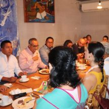En el Gobierno de Dávila se trabaja y se sirve con humildad por un mejor Tuxtepec