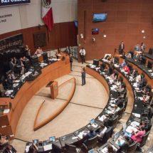 Aprueba Senado en comisiones el T-MEC