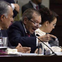 Trump hace demagogia inventando acuerdos: Muñoz Ledo