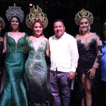 Yamileth Cruz Peña, Reina de la ExpoFeria Tuxtepec 2019