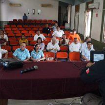 Promueve Gobierno Municipal de Tuxtepec cultura de seguridad en el sector comercial