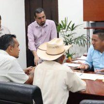 Reitera Dávila compromiso de trabajar con el pueblo por un mejor Tuxtepec