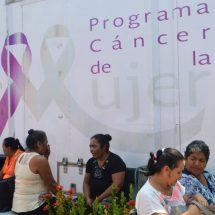 Para prevenir cáncer de mama… Comenzará DIF Tuxtepec semana de mastografías