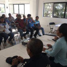 Capacita Gobierno de Tuxtepec a autoridades auxiliares en temas de seguridad pública