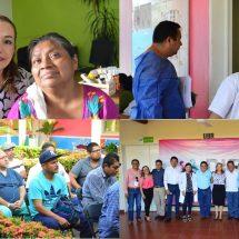 DIF de Tuxtepec marca un precedente en trabajo para bienestar de la familia