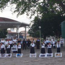 A no seguir destruyendo el medio ambiente llama Gobierno Municipal de Tuxtepec