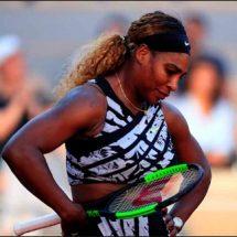 ¡Sorpresa en Roland Garros, Serena Williams es eliminada!