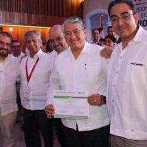 Finaliza con éxito Reunión Nacional de Contralores realizada en Oaxaca