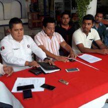 Marido incómodo de alcaldesa entorpece obra en Tehuantepec