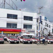 Reta CATEM al gobierno y bloquea la ciudad de Oaxaca