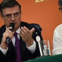 México inicia diálogo con EU; confía en poder evitar aranceles