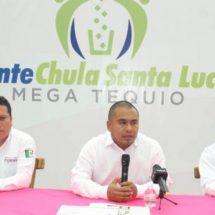 Pondrán chula Santa Lucía del Camino para recibir las Ferias Guelaguetza 2019