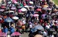 Termina en zafarrancho mitin de la Sección 22 en Nochixtlán