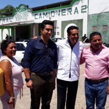 Culminará gobierno del estado la Central de autobuses de la colonia María Eugenia